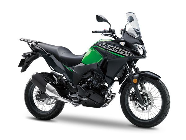 Kawasaki Versys X300 Verde