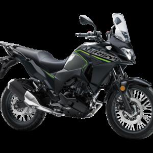 Kawasaki Versys x300 Negro