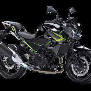 Kawasaki Z400 2020 Negro