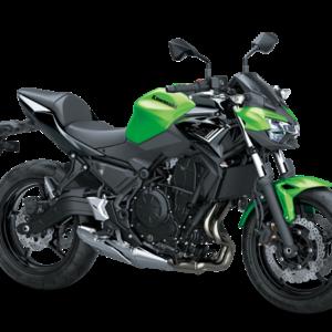 Kawasaki Z650 2020 Verde