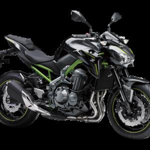 Kawasaki Z900 A2 Gris 2018