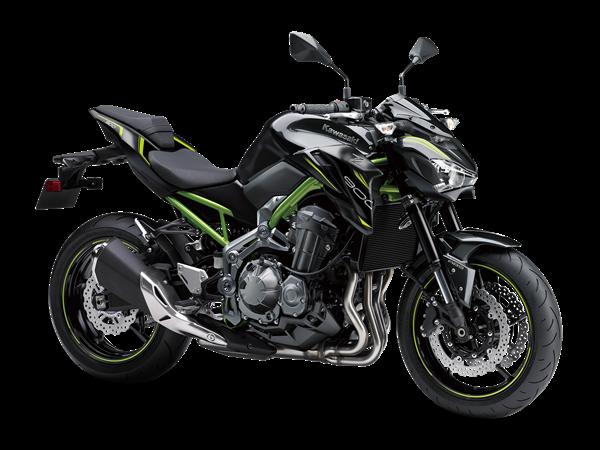 Kawasaki Z900 Negro