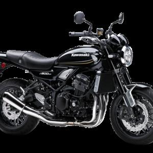 Kawasaki Z900RS Negro