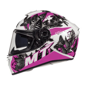 Casco MT BLADE 2 SV BREEZE Rosa