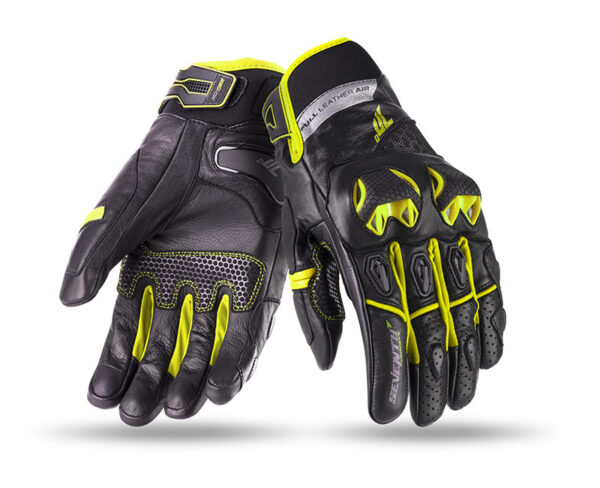 Guantes SEVENTY SD-N32 Negro Fluor