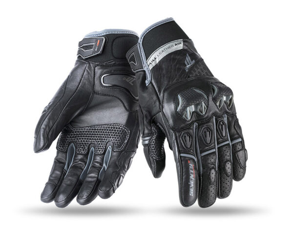 Guantes SEVENTY SD-N32 Negro Gris