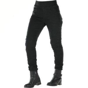 Pantalón legging OVERLAP JANE Negro