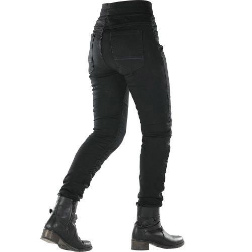 Pantalón legging OVERLAP JANE Negro 4