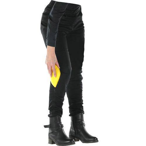 Pantalón legging OVERLAP JANE Negro 5