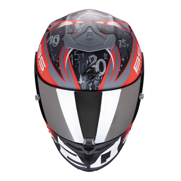 Casco SCORPION EXO-R1 AIR FABIO 2