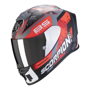 Casco SCORPION EXO-R1 AIR FABIO
