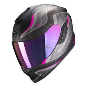 Casco SCORPION EXO 1400 AIR ATTUNE Rosa