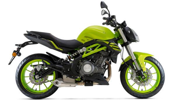 Benelli 302s verde