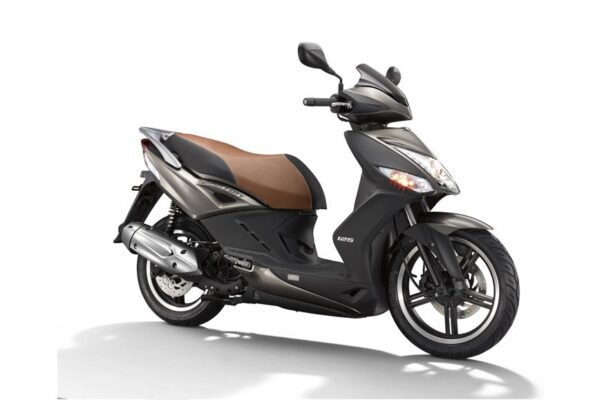 Kymco Agility City 125 2020 Marron