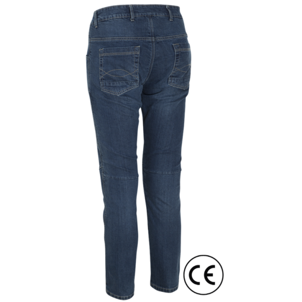 Pantalon LEM QUATTRO Azul 2