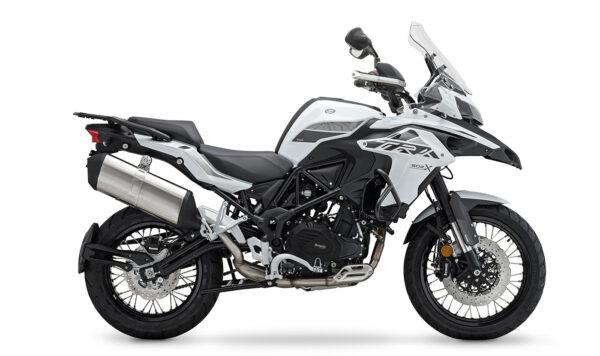 Benelli TRK502X 2020 Blanco