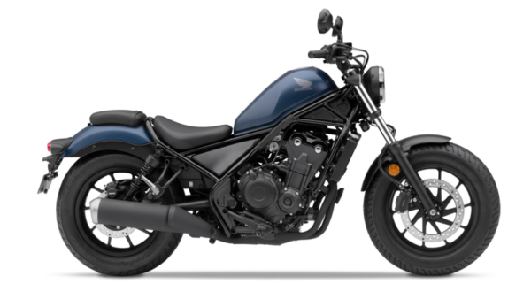 Honda Rebel 500 2020 Azul