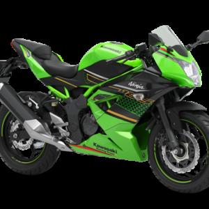Kawasaki Ninja 125 SE Verde 2020