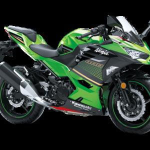 Kawasaki Ninja 400 KRT 2020