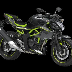 Kawasaki Z125 SE 2020 Negro