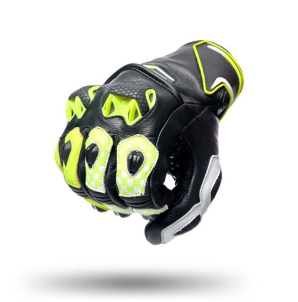 Guantes SPYKE TECH SPORT VENTED Fluor