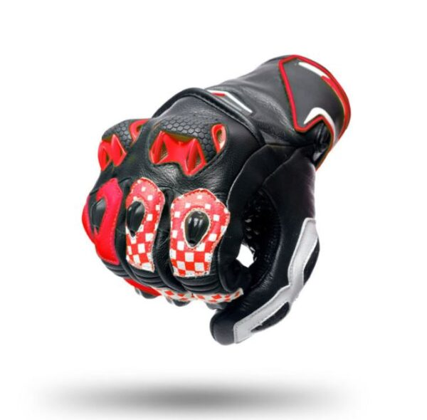 Guantes SPYKE TECH SPORT VENTED Rojo