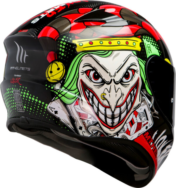 Casco MT TARGO JOKER 2