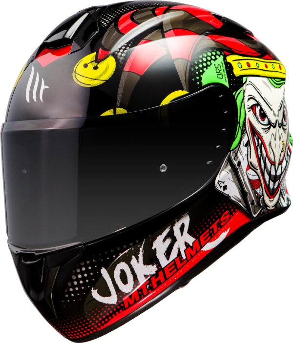 Casco MT TARGO JOKER