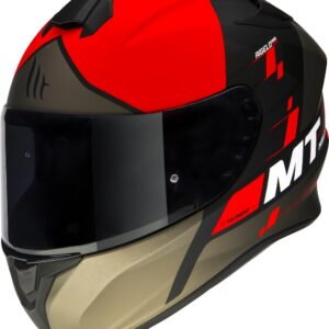 Casco MT TARGO RIGEL Rojo
