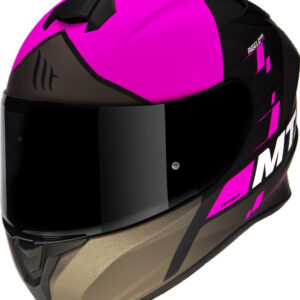 Casco MT TARGO RIGEL Rosa