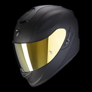 Casco SCORPION EXO 1400 AIR Negro