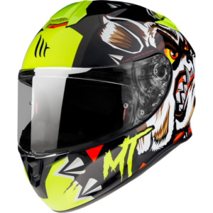 Casco MT TARGO CRAZYDOG
