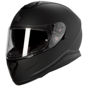 Casco MT THUNDER 3 Negro Mate