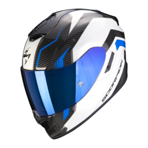 Casco SCORPION EXO 1400 AIR FORTUNA Azul