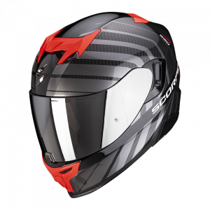 Casco SCORPION EXO 520 AIR SHADE ROJO