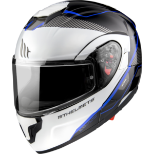 Casco MT ATOM SV OPENED Azul