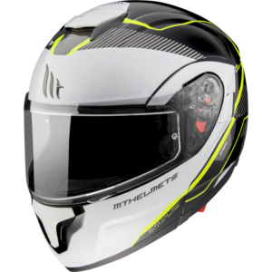 Casco MT ATOM SV OPENED Fluor