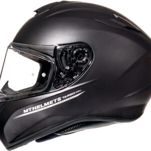 Casco MT TARGO Negro Mate